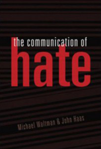 The Communication of Hate