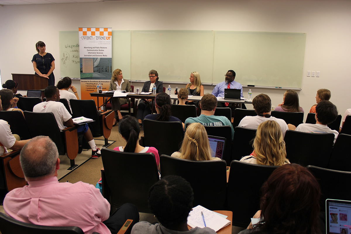 Sports Panel at 2012 Diversity and Inclusion Week