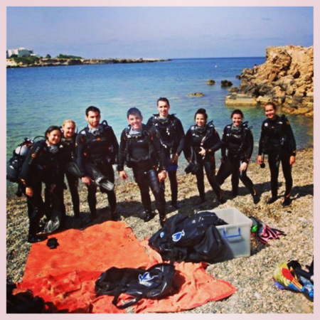 Blog photos from:  Jake Kyle Knell (SCUBA)