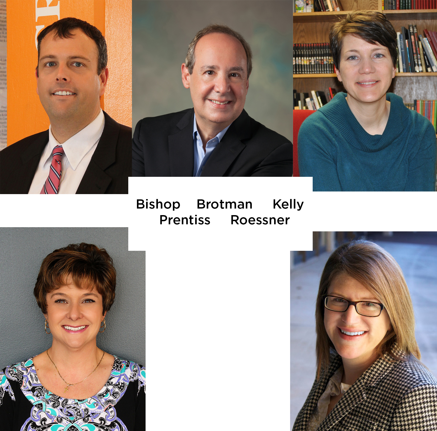 March Faculty News