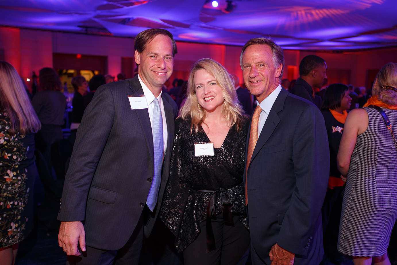 Wests with Governor Haslam