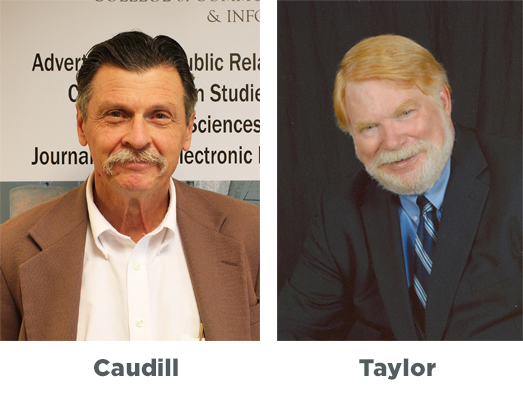 Retirements: Caudill and Taylor