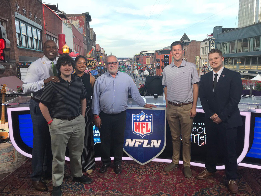 NFL Draft Experience in Nashville