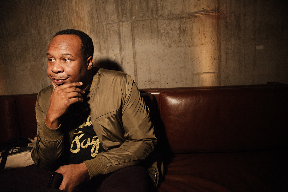 Roy Wood Jr. is a keynote speaker at the 2020 CCI Diversity and Inclusion Week