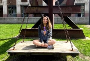Q&A with PhD Student Jessica Barfield