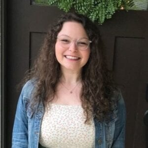 Q&A with Recent Master's Graduate Lily Crosby (MS C&I '21)